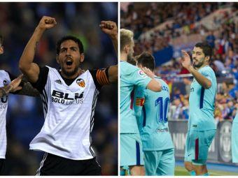 Barca are 5 absente importante la derby-ul Valencia! Valverde, obligat sa foloseasca un jucator cu 563 de minute la Barca in 3 sezoane!