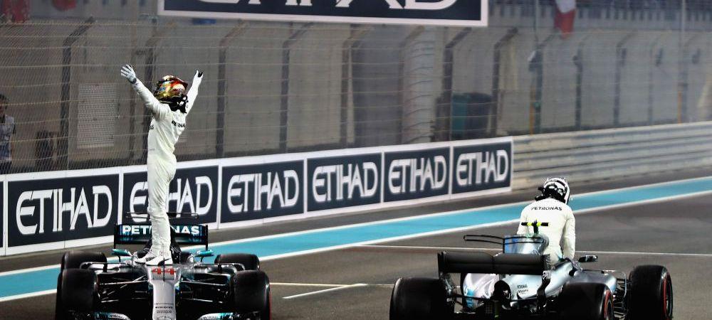 Valtteri Bottas a castigat Grand Prix-ul Emiratului Abu Dhabi, ultima etapa a CM de Formula 1