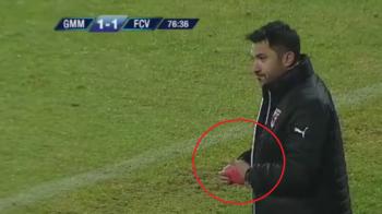A dat sa rupa TOT! Niculescu, plin de sange pe mana! Ce s-a intamplat in meciul cu Medias