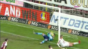 CFR CLUJ 2-0 SEPSI OSK | Un gol fantoma, putin fotbal, 5 puncte peste Steaua in clasament! Toate fazele meciului