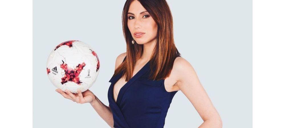 Femeia pe care ochii unei lumi intregi vor fi saptamana aceasta! Cine este frumoasa Maria Komandnaya, gazda tragerii la sorti pentru Mondialul din 2018