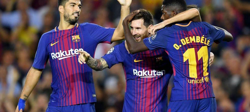 Vestiarul Barcelonei a VOTAT! Fotbalistul cerut de Messi, Suarez & Co sefilor in urmatoarea perioada de transferuri costa 150+ milioane