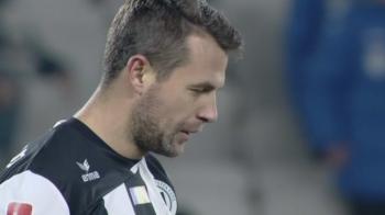 """""""Sa fim mandri de ceea ce am facut!"""" Jucatorii lui U Cluj, fericiti dupa eliminare. Falub: """"Meritam sa castigam inainte de penalty-uri"""""""