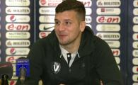 """""""Nu mai pot, atat de mult ma afecteaza!"""" :)) Ce a spus Tucudean cand a fost intrebat despre transferul la CFR"""