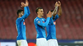 San Paolo din Napoli, SOLD OUT pentru prima data in ultimii 17 ani si incasari record: 4,5 mil €! Diseara e derby-ul cu Juventus