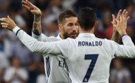 Vestiarul Realului sta SA EXPLODEZE: conflict deschis intre Ramos si Ronaldo! Motivul incredibil al disputei
