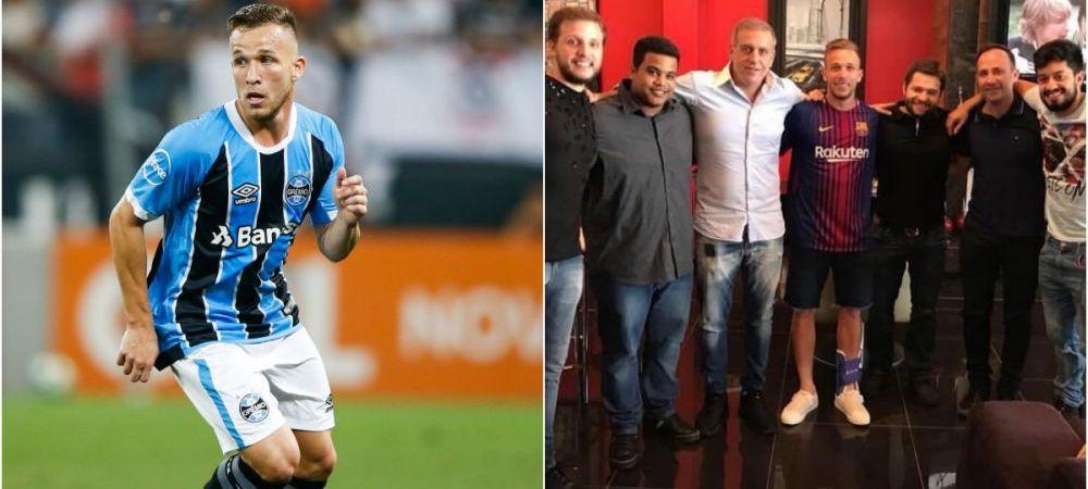 ULTIMA ORA | Fotografia cu fotbalistul imbracat in tricoul Barcelonei a iscat o furtuna! Actualul club a anuntat ca merge la FIFA