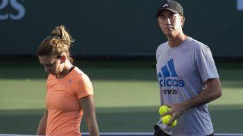 Simona Halep a dezvaluit care a fost cel mai pretios sfat primit de la Cahill: nu are legatura cu tenisul