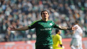 """VIDEO   Bogdan Stancu a marcat pentru Bursaspor! E al patrulea gol pentru """"Motan"""" in acest sezon"""
