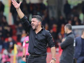 """""""Mai bine venea unu' si baga cutitu-n mine"""". Declaratia socanta a lui Gattuso dupa ce Milan a fost egalata dramatic de portarul advers"""