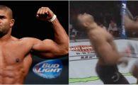 GAME OVEReem! Alistair Overeem a incasat cel mai brutal KO din cariera, adversarul l-a trimis direct la SOMN