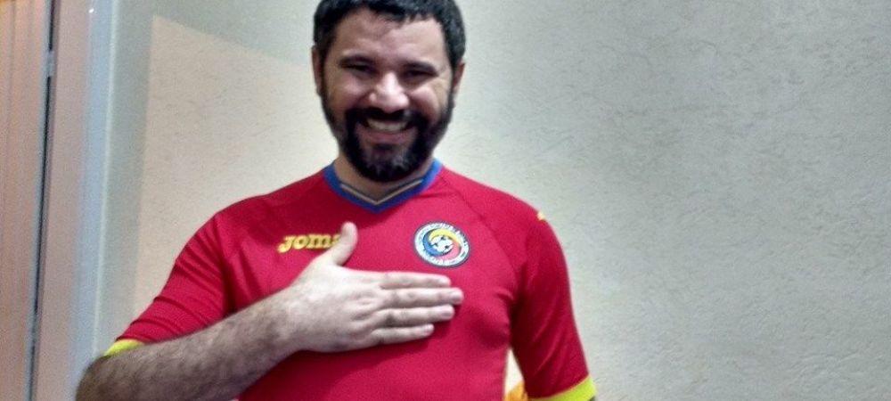 El e HAGI ROBSON! Un brazilian NEBUN dupa Romania le transmite un mesaj senzational fanilor nationalei