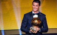 E acesta indiciul ca ia al 5-lea Balon de Aur?! Ronaldo si-a pregatit ghetele speciale pentru a celebra reusita