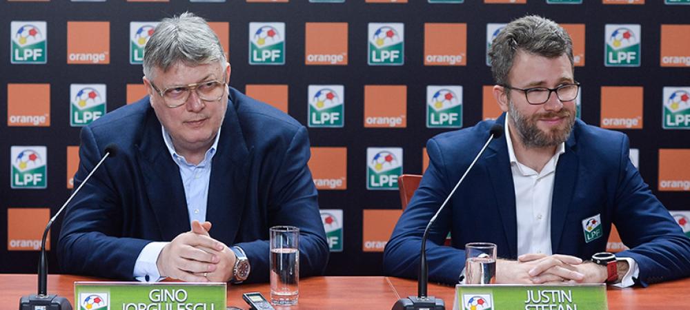 Se amana etapa din Liga I? Guvernul a decretat doliu national, FRF si LPF urmeaza sa ia decizia in privinta programului