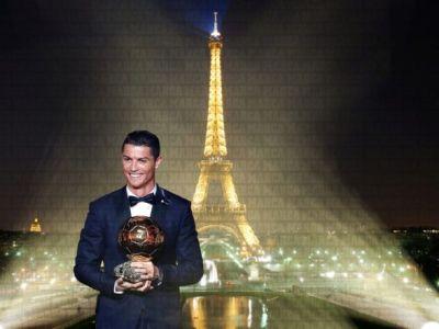 """ULTIMA ORA   """"Cristiano primeste MAINE Balonul de Aur"""". MARCA, detalii despre ceremonia pregatita pentru starul Realului"""