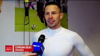 """""""Astea sunt pastilele mele!"""" Deac i-a dat replica lui Dinu! L-a depasit pe Ronaldo la numarul de abdomene! VIDEO"""
