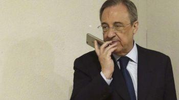 "Florentino Perez, in rolul Gigi Becali! Fabulos: seful Realului a intrat in direct si a anuntat: ""Il vreau"""