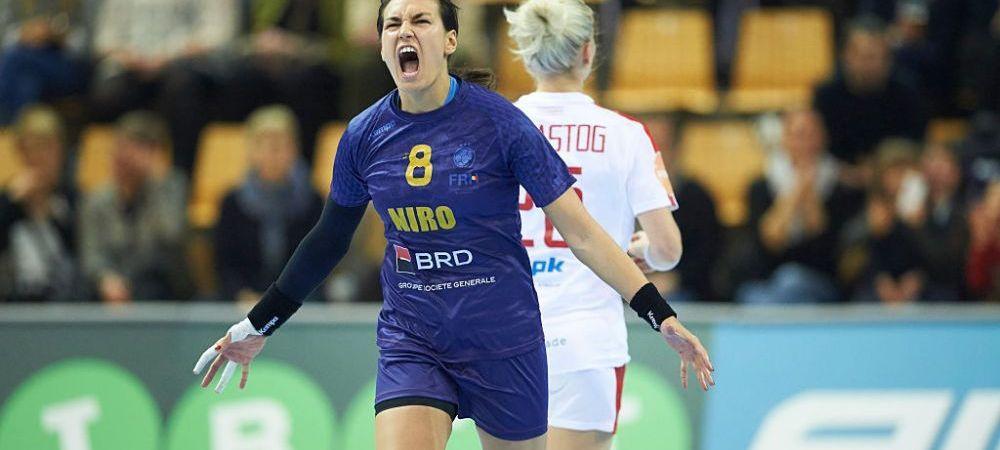 """""""Pericol iminent, brat devastator!"""" Francezii se tem de furia Cristinei Neagu la meciul de azi! ROMANIA - FRANTA, ora 19:00"""
