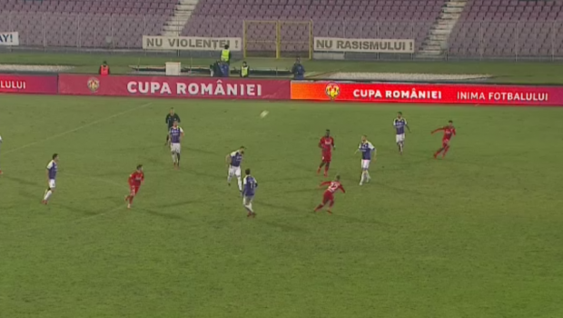 ULTIMA ORA | Fotbalistul cu prestatii dezastruoase in meciurile cu Steaua a fost dat afara astazi