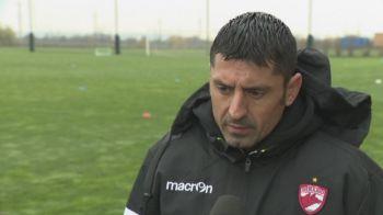 Danciulescu isi pregateste plecarea de la Dinamo: se intalneste azi cu Stoican si oficialii de la Iasi