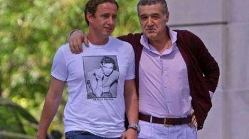 """""""Intotdeauna m-as intoarce la Steaua!"""" Mesajul lui Reghecampf pentru Gigi Becali dupa ce patronul l-a comparat cu Dica"""