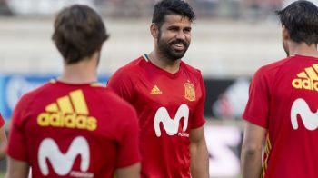 """""""BESTIA"""" Diego Costa este gata sa revina dupa 7 luni pe teren! Cum s-a transformat jucatorul brazilian. VIDEO"""