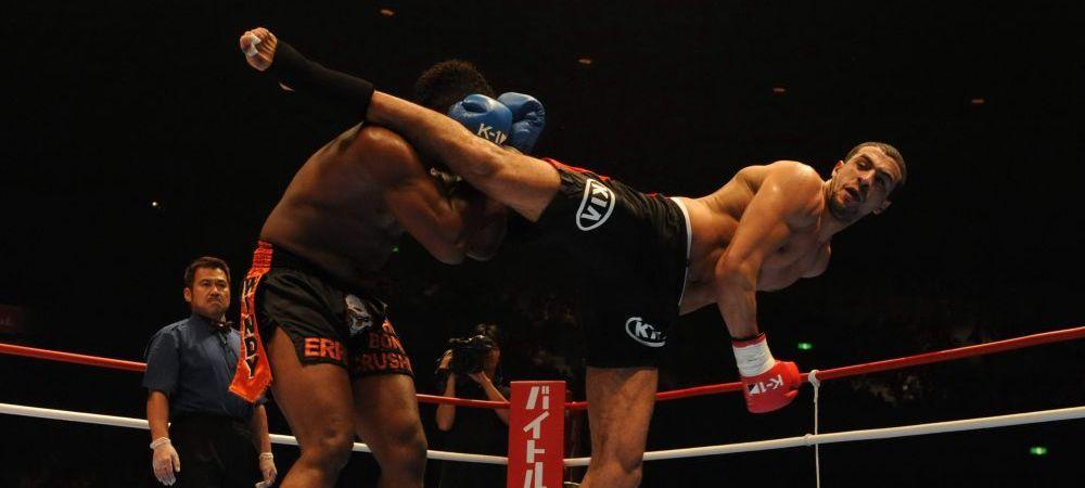 Veste URIASA pentru Badr Hari, la o luna dupa ce a iesit din inchisoare. Revenire spectaculoasa in ring!