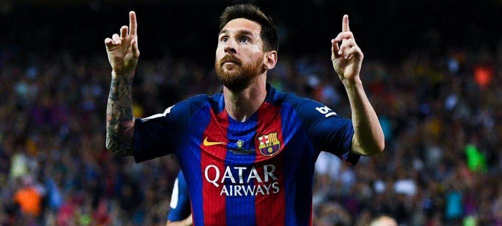 Joaca la Legendary :) Performanta uluitoare reusita de Messi dupa victoria cu Villarreal