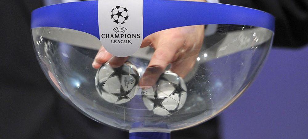 Tragere la sorti optimi UEFA Champions League   Primele dueluri galactice: Real Madrid - PSG si Chelsea - Barcelona! Vezi tabloul complet