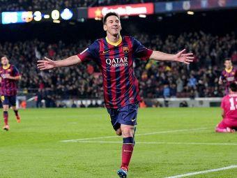 De acum se gandeste doar la Pele! Messi l-a egalat pe legendarul Gerd Muller in clasamentul celor mai buni marcatori din istorie! Cat mai are pana la legenda Braziliei