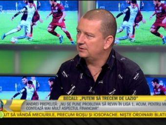 VIDEO: Ionut stie! :) Cum crede Ionut Chirila ca trebuie sa joace Steaua ca s-o elimine pe Lazio din Europa