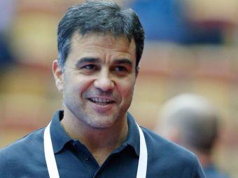 Federatia de handbal i-a stabilit soarta lui Martin Ambros dupa eliminarea de la Mondial! Anuntul facut de Dedu