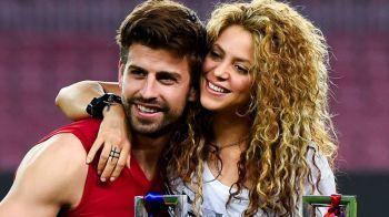 Shakira si Pique, surprinsi din nou impreuna, dupa zvonurile unei despartiri! Unde au mers cei doi