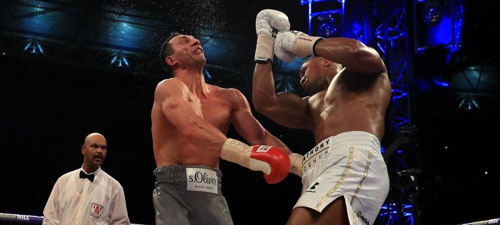 Cat a ajuns sa coste stick-ul USB pe care Wladimir Klitschko si-a spus predictia pentru lupta cu Anthony Joshua! Suma este incredibila