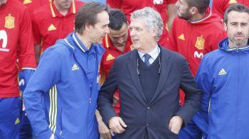 BOMBA! FIFA ameninta Spania cu excluderea de la Mondial! Italia viseaza iar la prezenta in Rusia