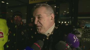 """""""Eu i-am mai batut asa in gluma cate un apropo!"""" Becali explica de ce nu vine Edi Iordanescu in locul lui Dica"""