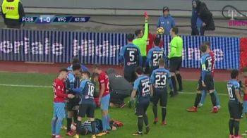 Pierdere uriasa pentru Steaua! Gnohere rateaza meciul cu CFR dupa eliminarea cu Viitorul