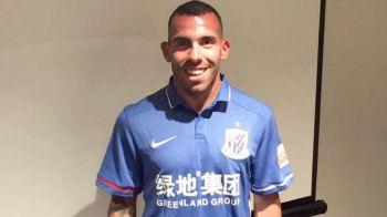 Banii nu i-au adus fericirea! Tevez renunta la salariul colosal din China si semneaza o alta echipa! Cu cine discuta