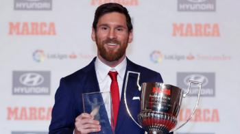 Ronaldo in Europa, Messi in Spania! Starul Barcei, incoronat REGE in Spania de ziarul Marca