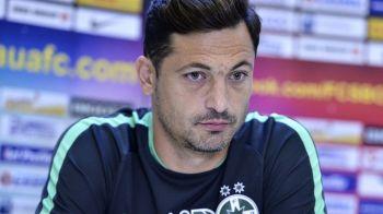 """""""Poate par nebun, dar eu asta cred!"""" Radoi, despre sansele FCSB in dubla cu Lazio"""