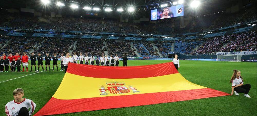 Italia in locul Spaniei la Campionatul Mondial? Anuntul OFICIAL facut de presedintele FIFA
