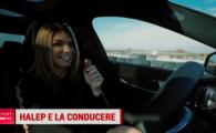Simona Halep a facut CAR VLOG si a raspuns la intrebarile puse de Andreea Esca, Camelia Potec si Andi Moisescu: VIDEO