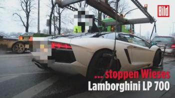 SOC pentru un fost portar al Germaniei: politia i-a confiscat masina de 350.000 pentru ca facea GALAGIE prea mare! VIDEO