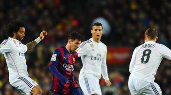 """A inceput RAZBOIUL! """"Cristiano Ronaldo nu se compara cu Messi!"""" Anunt facut de o fosta legenda a Barcelonei inainte de El Clasico"""