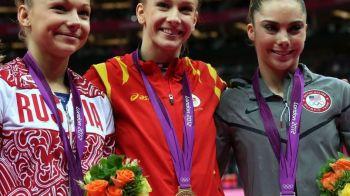 Cat costa tacerea unei gimnaste medaliata la Jocurile Olimpice? McKayla Maroney a primit 1,25 milioane de dolari pentru a nu vorbi despre abuzurile medicului lotului national