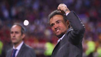 Luis Enrique, gata sa revina pe banca! Surpriza uriasa: negociaza cu o rivala a Barcelonei!