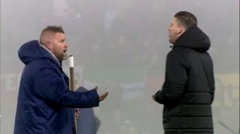 Antrenorul l-a SUSPENDAT imediat dupa ce l-a vazut la TV! Ce facea un jucator de la Feyenoord in timpul unui meci! FOTO
