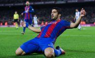REAL MADRID - BARCELONA 0-3 I Catalanii ii administreaza Realului o noua umilinta, castiga a treia deplasare la rand pe Bernabeu, si se duc la 14 puncte in fata