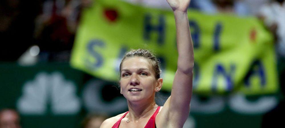 Simona Halep - Johanna Konta 6-3, 6-3! Revansa si start cu brio in noul sezon pentru Simona, in Thailanda. Ostapenko si Pliskova se bat pentru finala demonstrativului
