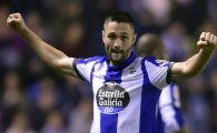 GOOOOOL! Ce revenire pentru Andone! A marcat intr-un derby pentru Deportivo la Coruna! VIDEO